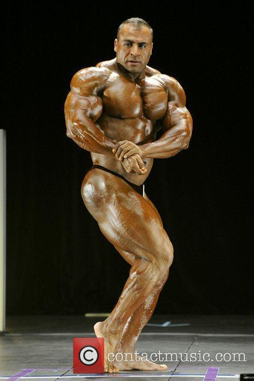 Khalid Almohsinawi   Men's Open Bodybuilding Competition...