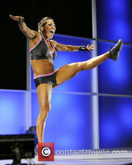 Kristina Rojas   Women's Fitness Competition...
