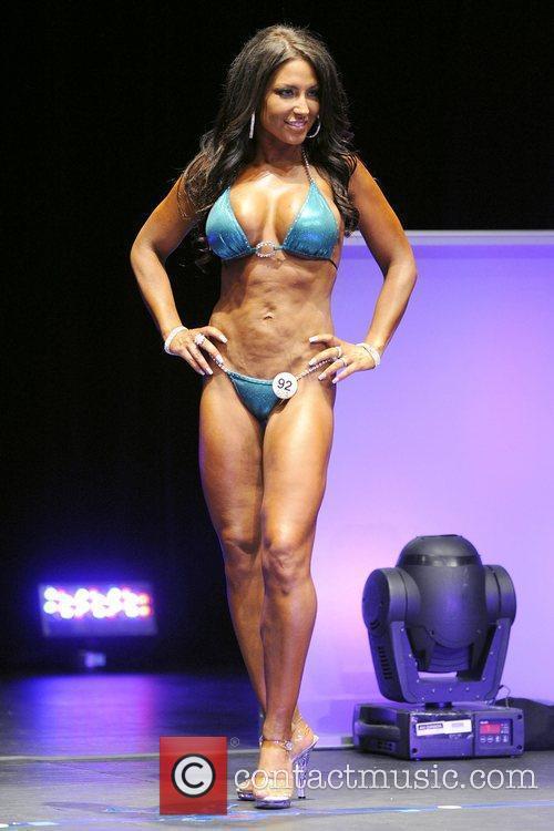 Michelle Lamb   Women's Bikini Competition...