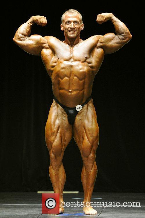 Marc Lavoie   Men's Open Bodybuilding Competition...