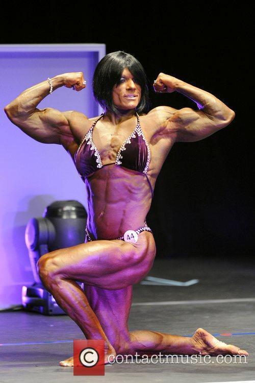 Melody Spetko   Women's Bodybuilding Competition...