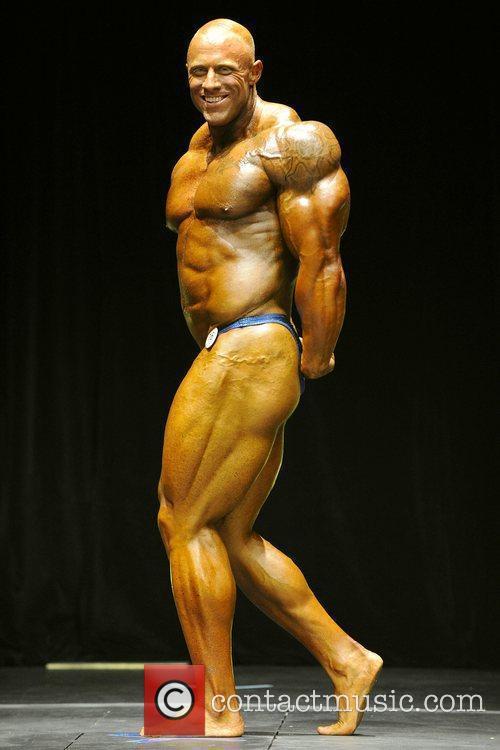 Mike Van Wyck   Men's Open Bodybuilding...
