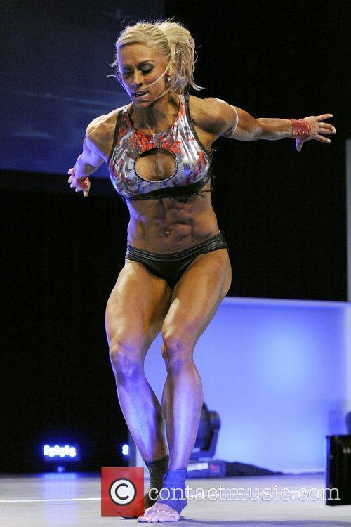 Mindi O'Brien   Women's Fitness Competition...