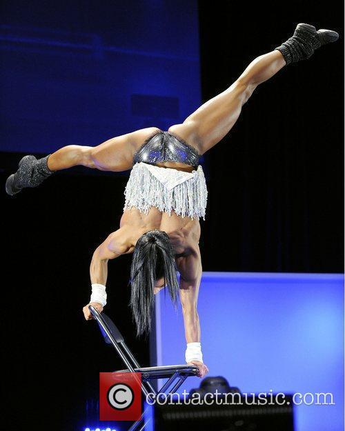 Myriam Capes   Women's Fitness Competition...