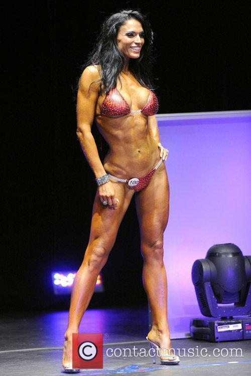 Nathalie Mur   Women's Bikini Competition...