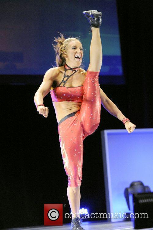 Ryall Graber-Vasani   Women's Fitness Competition...