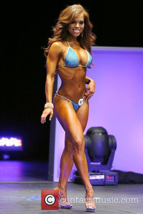 Shelsea Montes   Women's Bikini Competition...