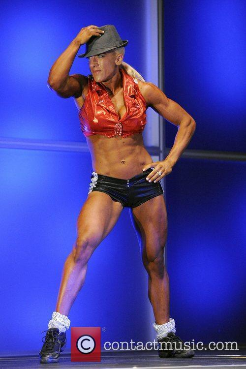 Stacy Wright   Women's Fitness Competition...