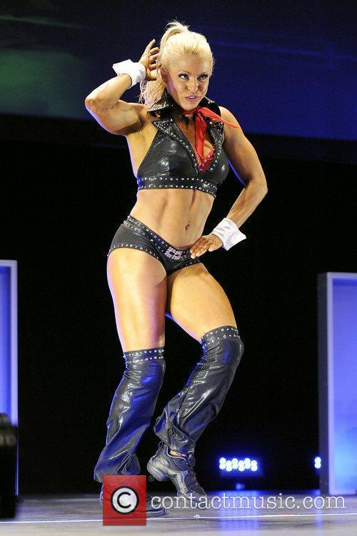 Sylvia Tremblay   Women's Fitness Competition...