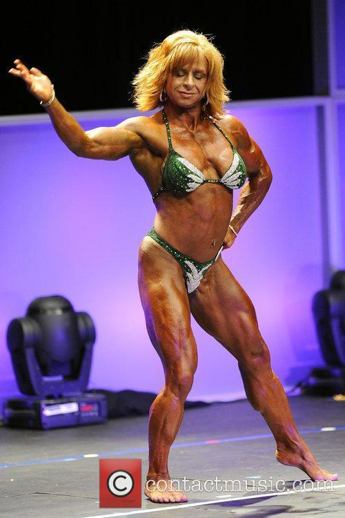Tammy Patnode   Women's Bodybuilding Competition...