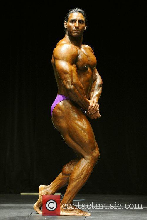 Varinder Singh   Men's Open Bodybuilding Competition...