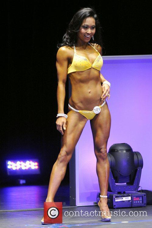 Zara Pineda-Boorder   Women's Bikini Competition...
