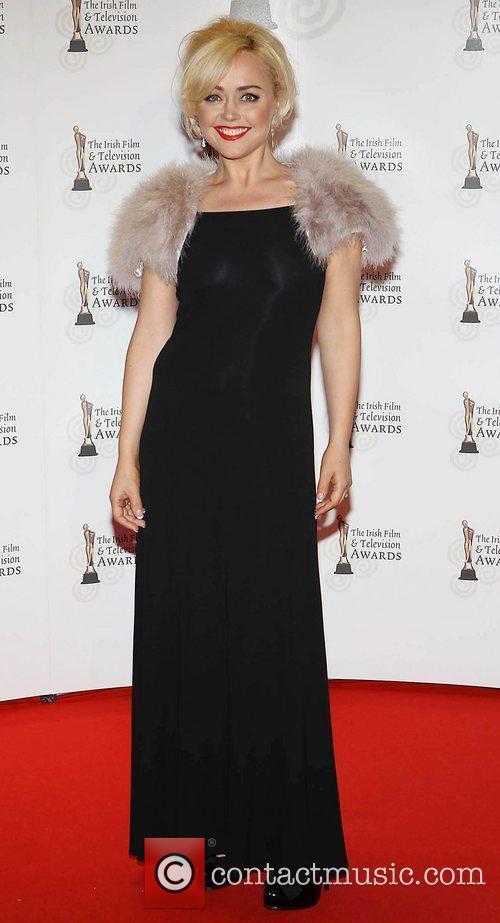 Angeline Ball 'Irish Film and Television Awards' at...