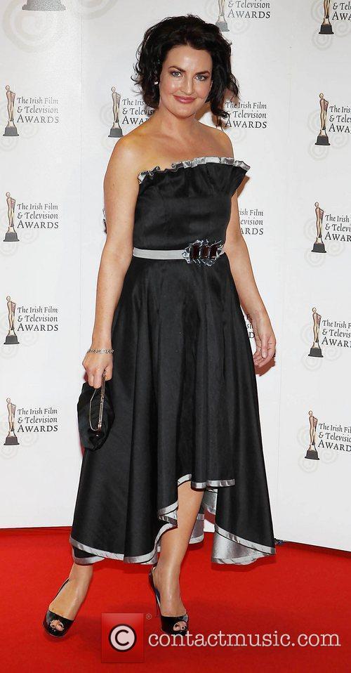 Ciara O'Callaghan 'Irish Film and Television Awards' at...