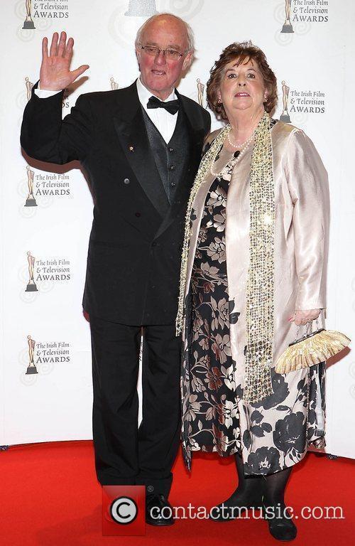 Frank Kelly  'Irish Film and Television Awards'...