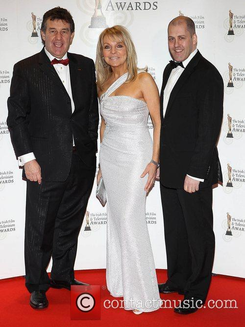 Bill Cullen, Jackie Lavin and Brian Purcell 'Irish...