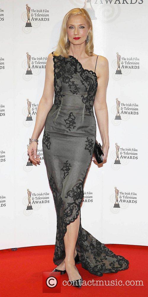 Joely Richardson 'Irish Film and Television Awards' at...