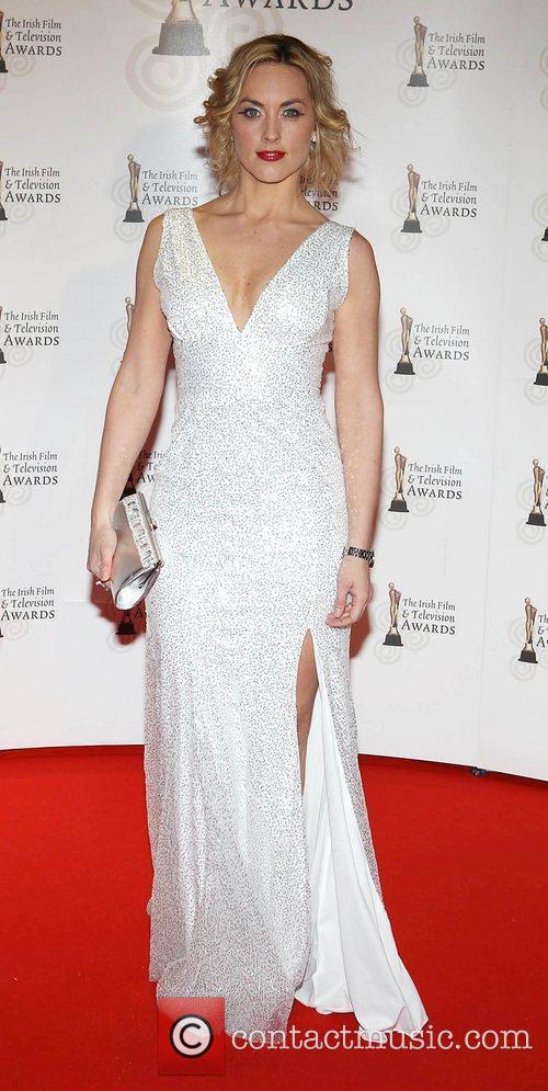 Kathryn Thomas  'Irish Film and Television Awards'...