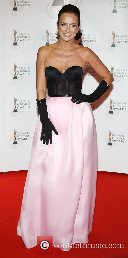 Lorraine Keane 'Irish Film and Television Awards' at...