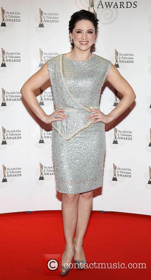 Maura Derrane  'Irish Film and Television Awards'...