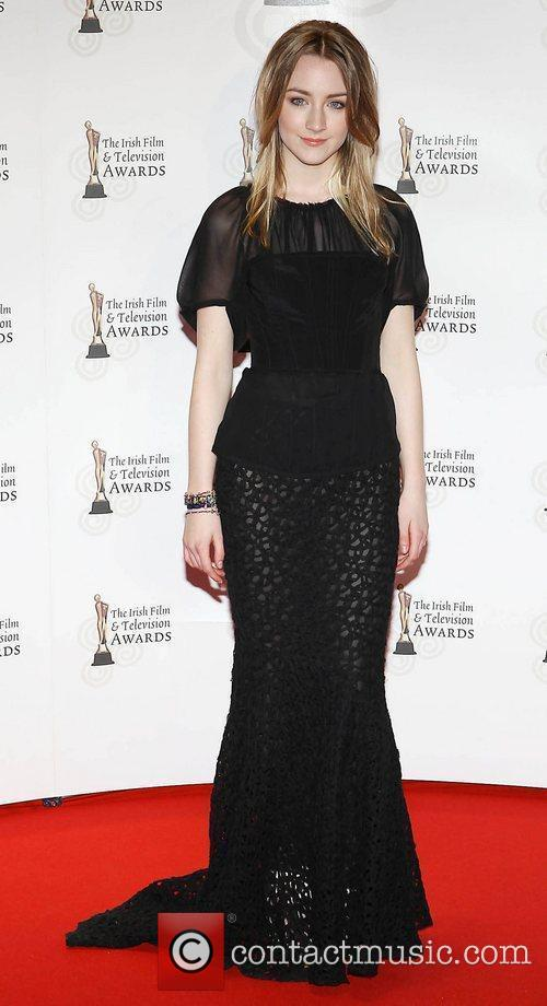 Saoirse Ronan 'Irish Film and Television Awards' at...
