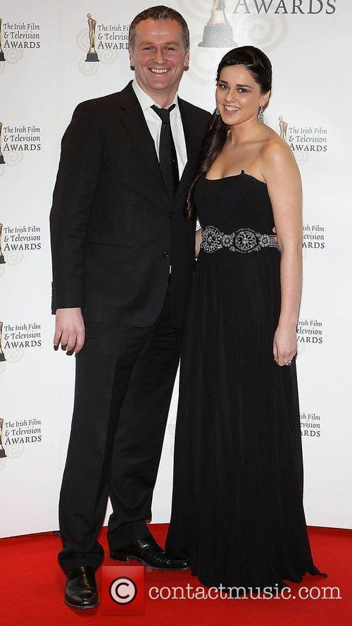 Daithi O'Shea and Guest 'Irish Film and Television...