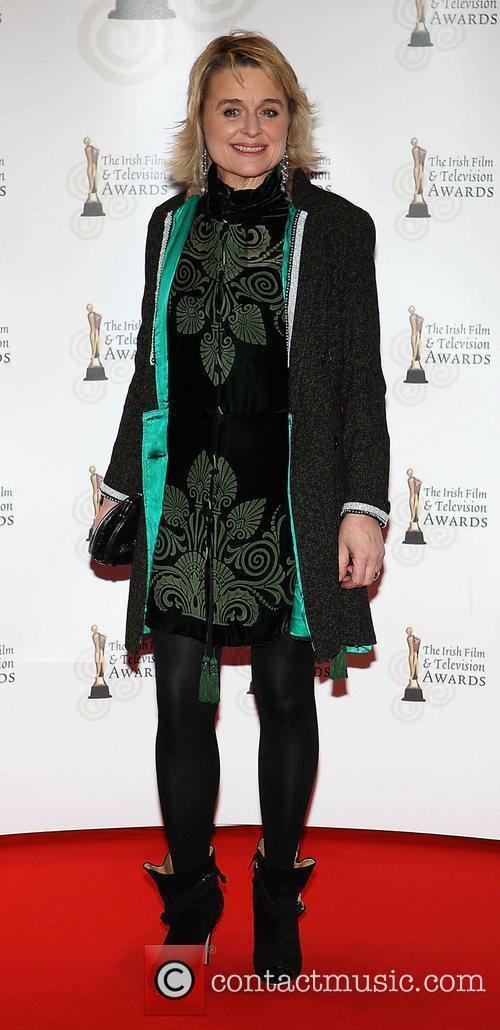 Sinead Cusack 'Irish Film and Television Awards' at...