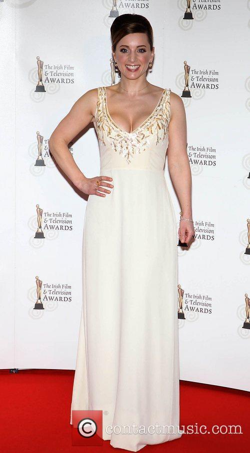 Sinead Desmond 'Irish Film and Television Awards' at...