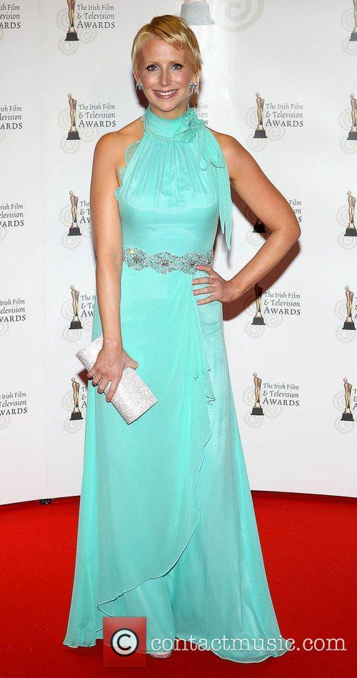 Aisling O'Loughlin 'Irish Film and Television Awards' at...
