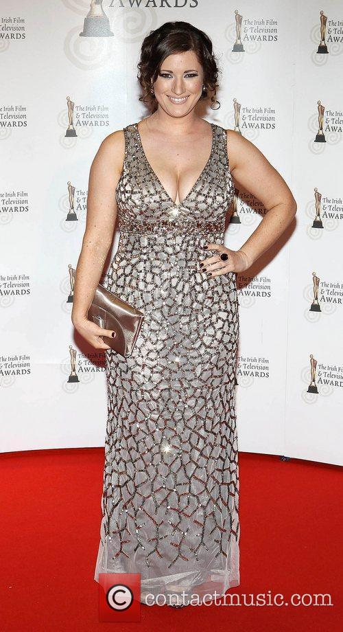 Elaine Crowley 'Irish Film and Television Awards' at...