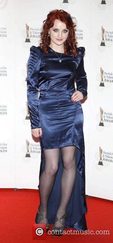 Evanna Lynch  'Irish Film and Television Awards'...