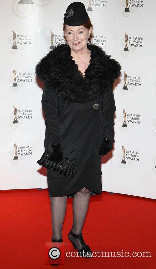 Joan Bergin 'Irish Film and Television Awards' at...