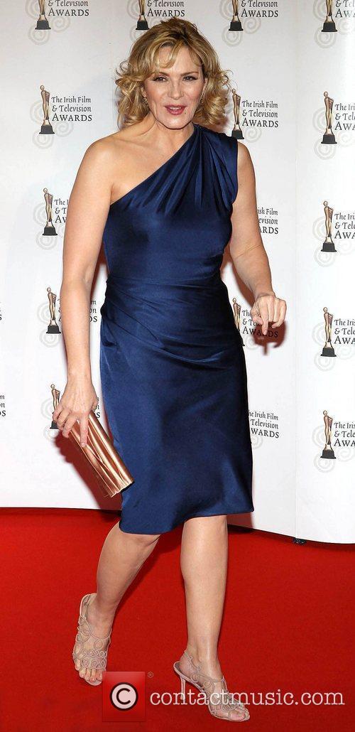 Kim Cattrall 'Irish Film and Television Awards' at...