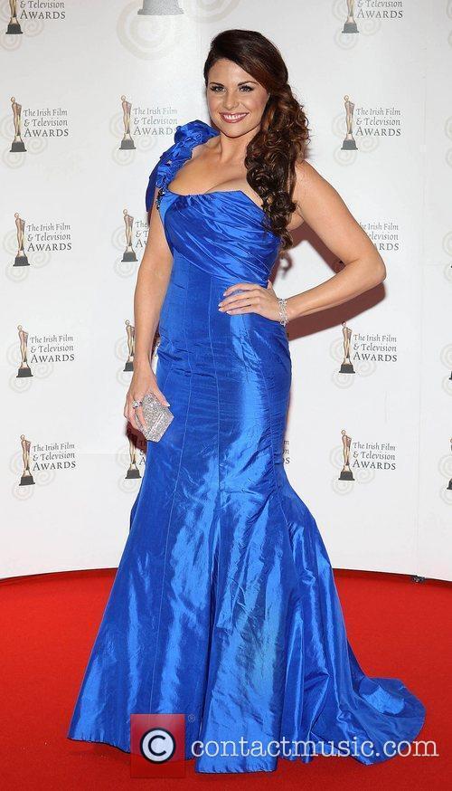 Lisa Cannon 'Irish Film and Television Awards' at...