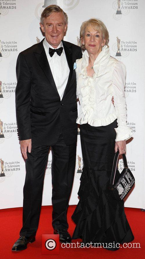 Morgan O'Sullivan and Guest 'Irish Film and Television...