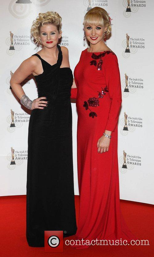 Sinead Kennedy and Emma O'Driscoll 'Irish Film and...