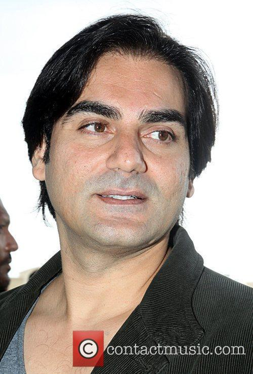 Arbaaz Khan  'Chillar Party' premiere at the...