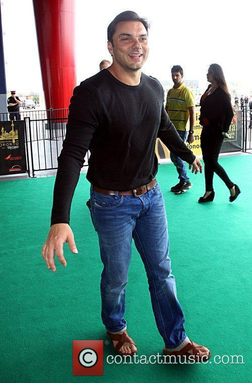 Sohail Khan  'Chillar Party' premiere at the...