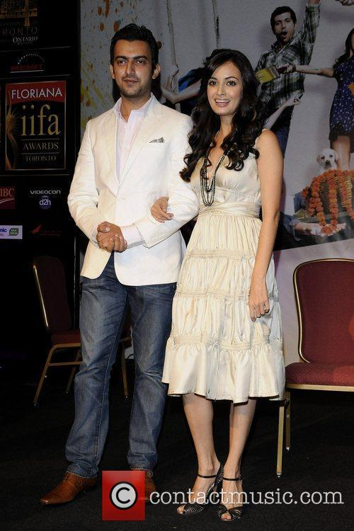 Sahil Sangha and Dia Mirza  'Love Breakups...