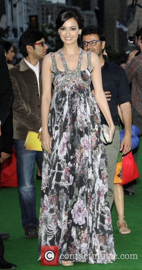 Dia Mirza  International India Film Academy -...