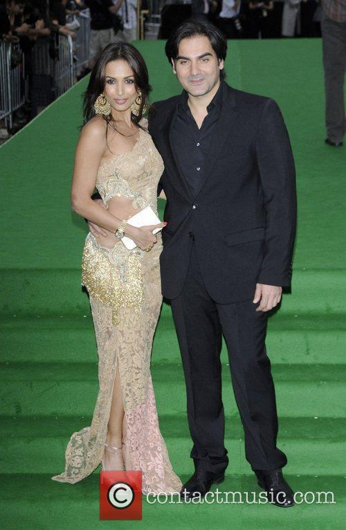 Malaika Arora and husband Arbaaz Khan  International...