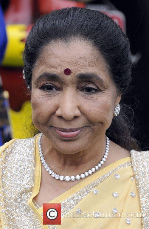 Asha Bhosle 11