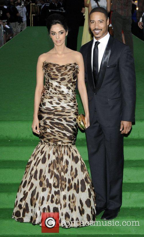 Mallika Sherawat and Brian White