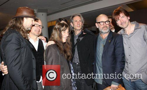 patti smith michael stipe 3281777