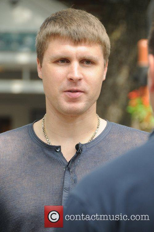 Hockey and Ilya Bryzgalov 1