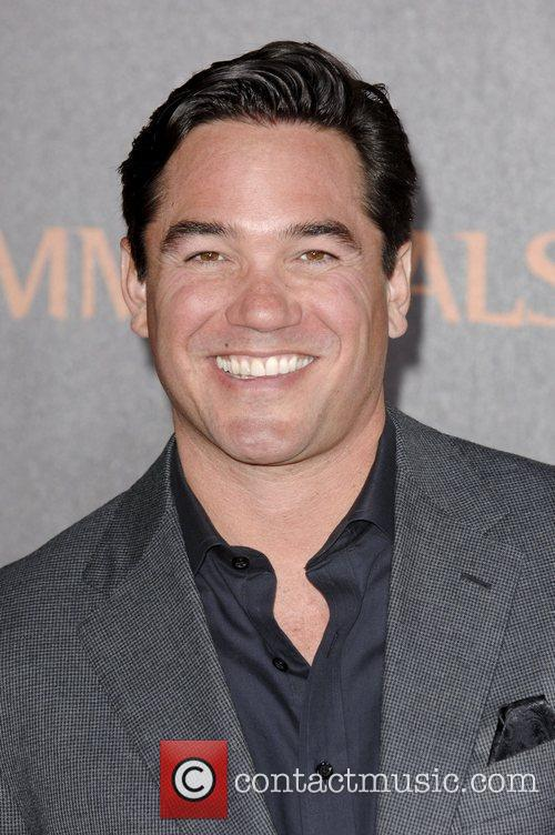 dean cain immortals 3d los angeles premiere 3600575