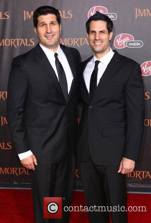 Charles Parlapanides and Vlas Parlapanides 'Immortals 3D' Los...