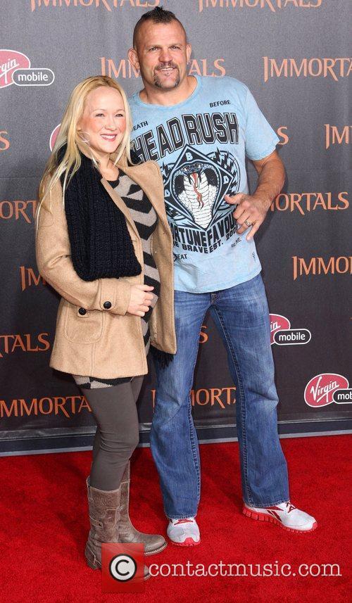 'Immortals 3D' Los Angeles premiere at Nokia Theatre...