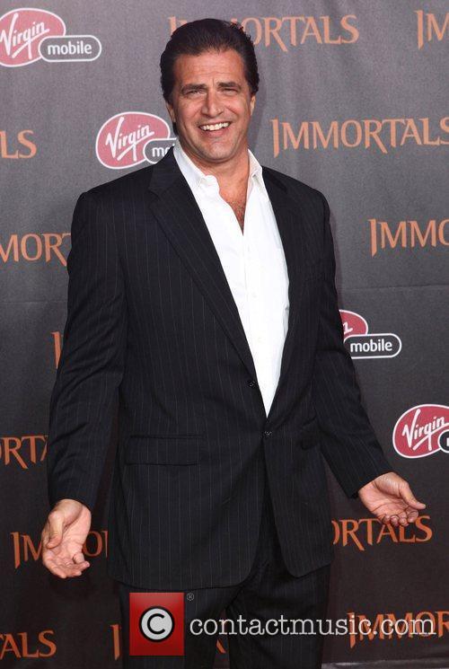 John Enos 'Immortals 3D' Los Angeles premiere at...