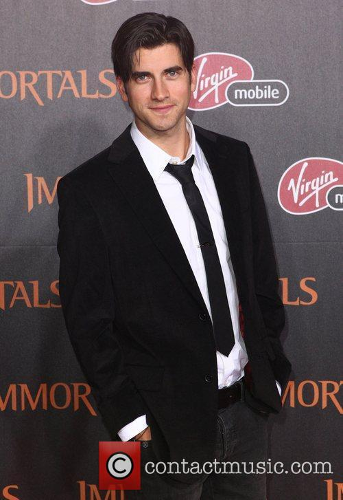 Ryan Rottman 'Immortals 3D' Los Angeles premiere at...